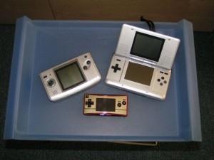 Neo Geo, DS en GB Micro